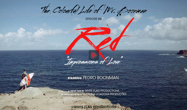 "35479Red – Impressions of Love | Episódio 02 da ""Vida Colorida"" de Pedro Boonman 
