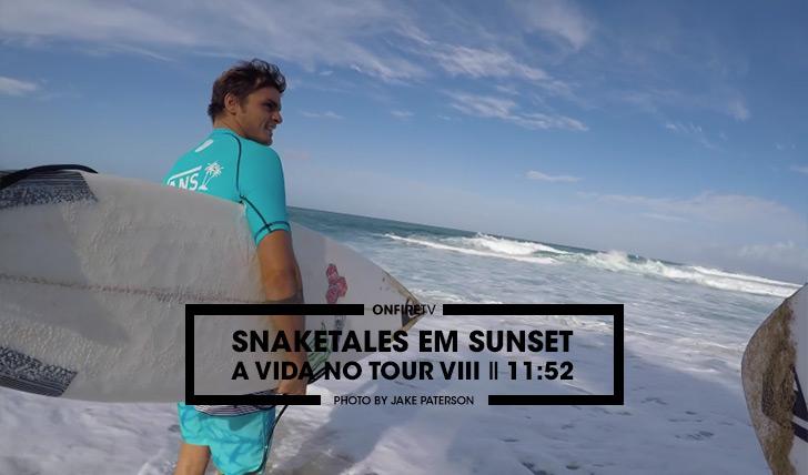 35279Snaketales em Sunset | A vida no tour VIII || 11:52