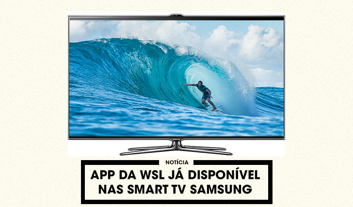 35371APP da WSL já disponível nas Smart TV Samsung