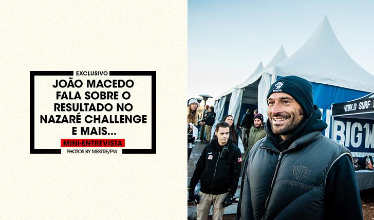 35531João Macedo fala sobre o seu resultado no Nazaré Challenge | Mini-Entrevista