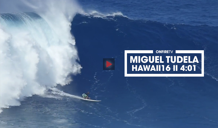 35836Miguel Tudela | Hawaii 2016 || 4:01