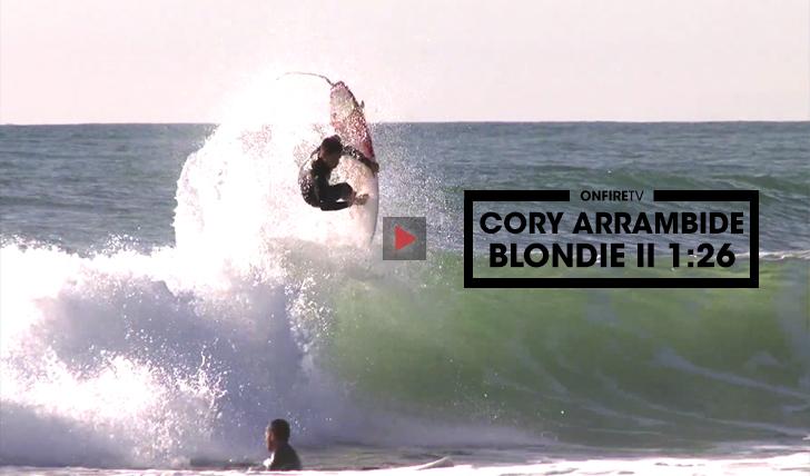 35594Cory Arrambide | Blondie || 1:26