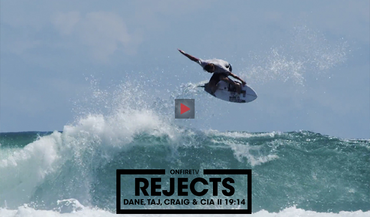35774Rejects | (Quase) 20 minutos de Dane, Taj, Craig & cia || 19:14