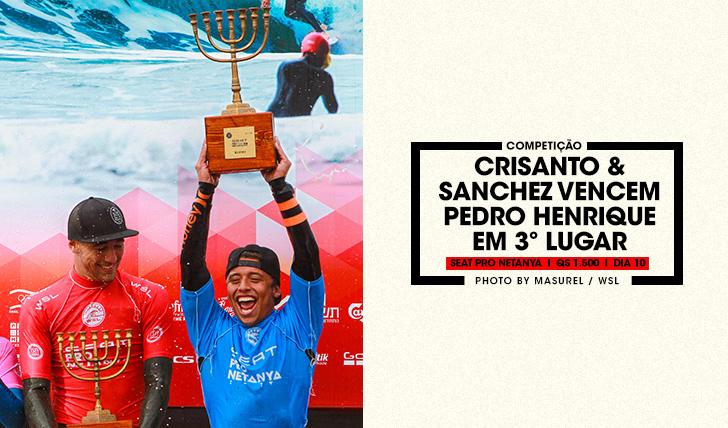 35777Crisanto e Sanchez vencem Seat Pro Netanya | Pedro Henrique em 3º lugar