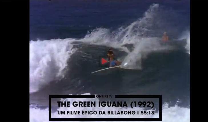35858The Green Iguana (1992) | Um filme épico da Billabong || 55:13
