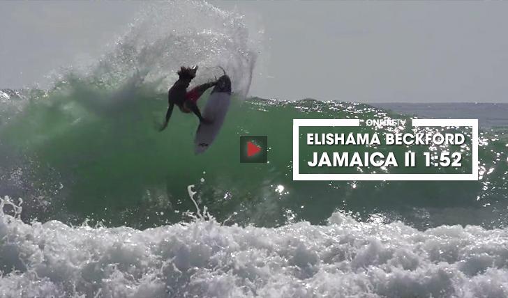 36074Elishama Beckford | Jamaica || 1:52