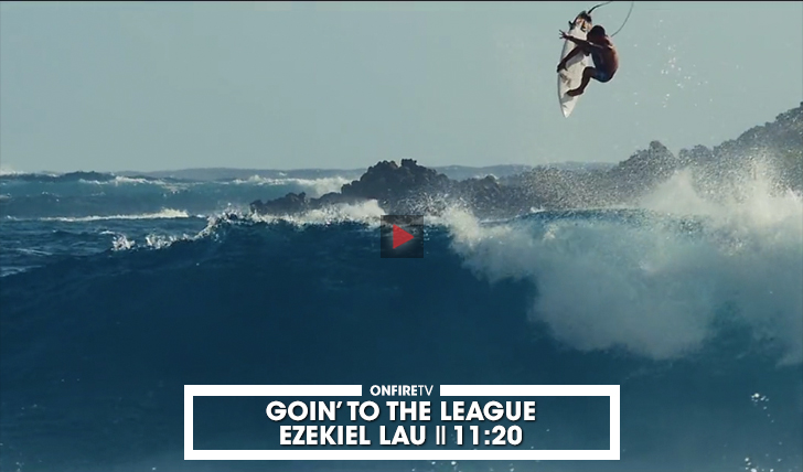 35920Ezekiel Lau | Goin' To Da League || 11:20