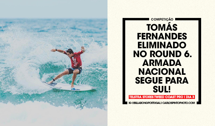 Tomás Fernandes em acção!