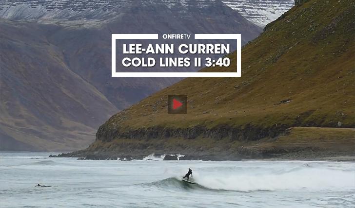 36045Lee-Ann Curren | Cold Lines || 3:40