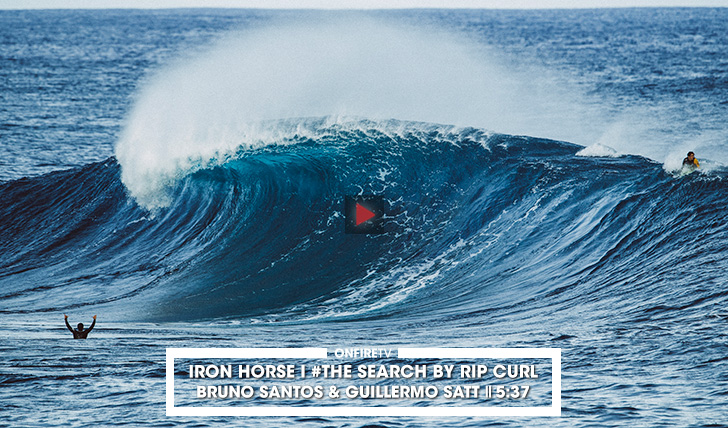 36837Iron Horse | Rip Curl The Search com Bruno Santos e Guillermo Satt || 5:37