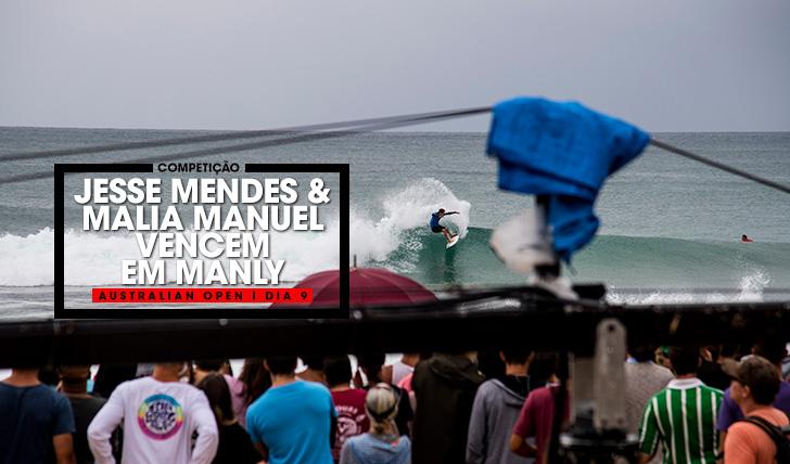 36341Jesse Mendes & Malia Manuel vencem Australian Open