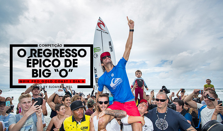 36610O regresso épico de Owen Wright no Quiksilver Pro Gold Coast