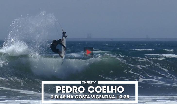 36653Pedro Coelho | Dois dias na Costa Vicentina || 3:38