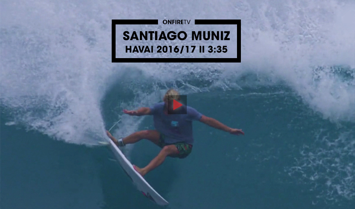 36774Santiago Muniz | Havai 2016/17 || 3:35