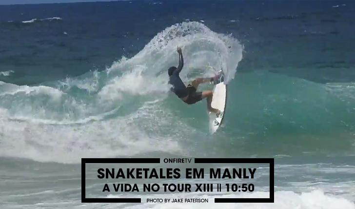 36363Snaketales em Manly | A vida no tour XIII || 10:50