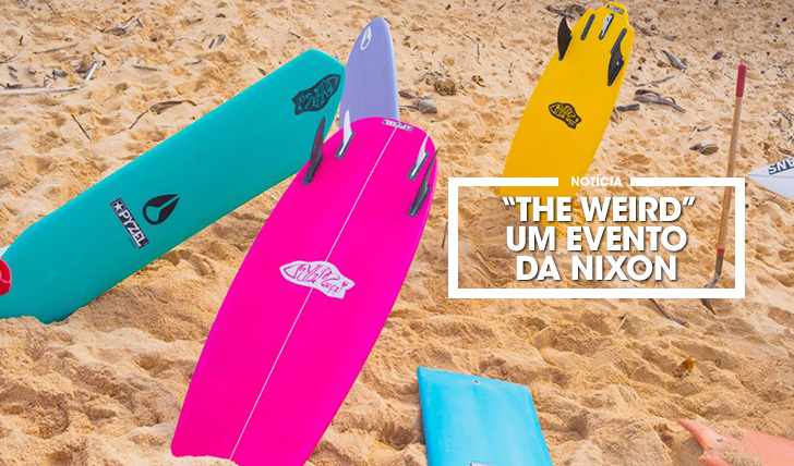 "36411Nixon organiza evento ""The Weird"""