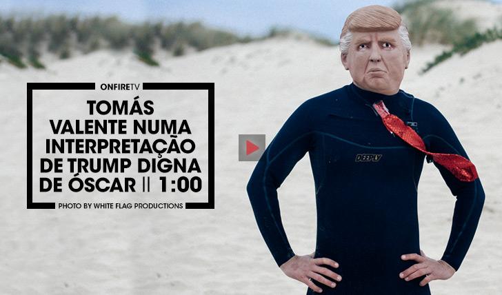 36294Tomás Valente numa interpretação de Trump digna de Óscar || 1:00