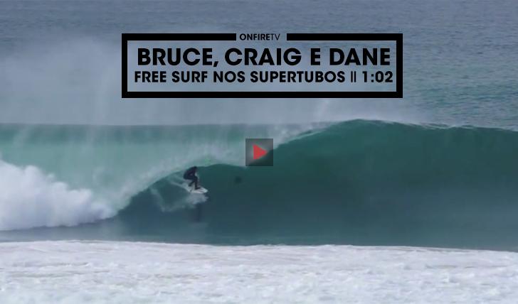 36357Dane Reynolds, Craig Anderson & Bruce Irons nos Supertubos || 1:02