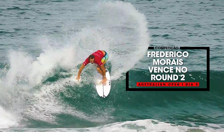 36230Boa estreia de Frederico Morais no Australian Open | Dia 5