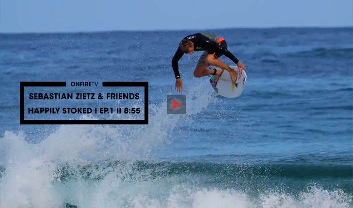 36848Sebastian Zietz & friends | Happily Stoked | Ep.1 || 8:55