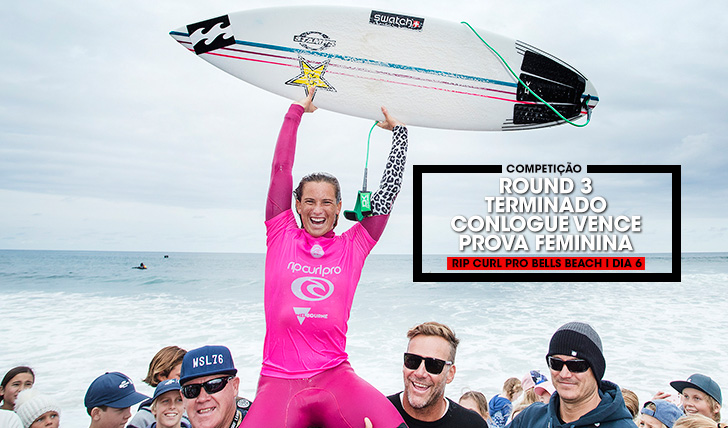 37255Courtney Conlogue vence Rip Curl Women's Pro Bells Beach