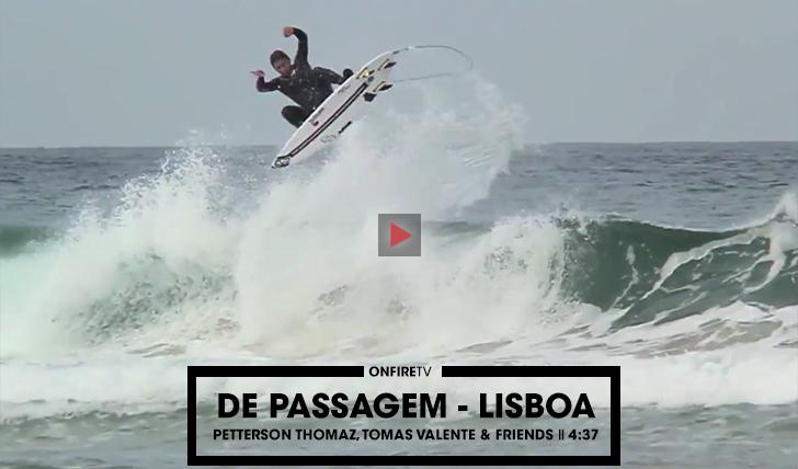 36933De passagem – Lisboa | Petterson Thomaz, Tomás Valente & friends || 4:37