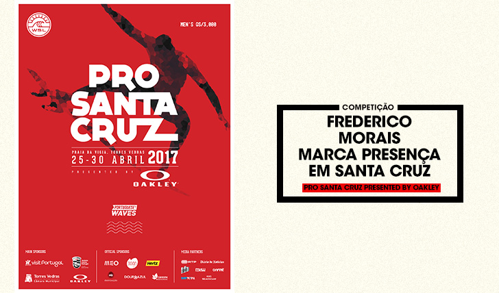 37351Pro Santa Cruz 2017 traz tops do Championship Tour a Portugal