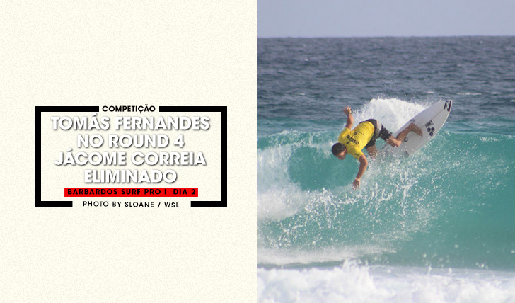 37182Tomás Fernandes no round 4 do Barbados Surf Pro