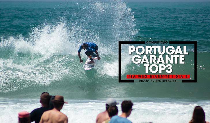 38002Portugal garante posição no top3 | Dia 8