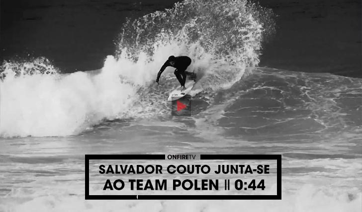 37879Salvador Couto junta-se ao team Polen || 0:44