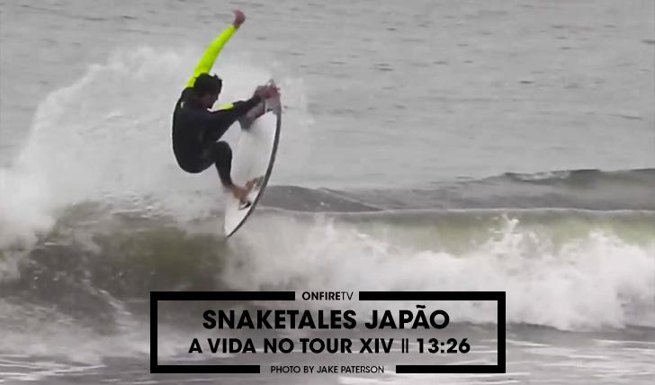 38015Snaketales no Japão | A vida no tour XIV || 13:26