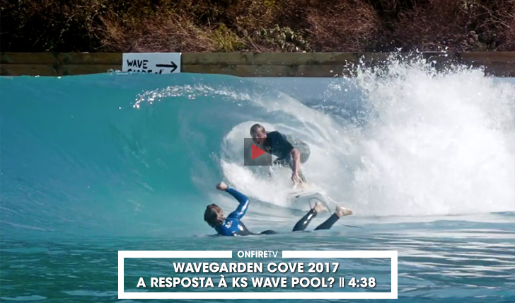 37638Wavegarden Cove | A resposta à Kelly Slater Wave Pool? || 4:38