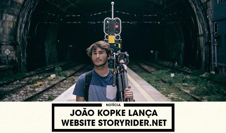 38426João Kopke lança website StoryRider.net
