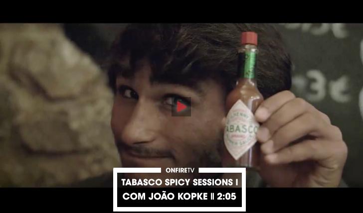 38166As Spicy Sessions de João Kopke | Ep.1 | 2:05
