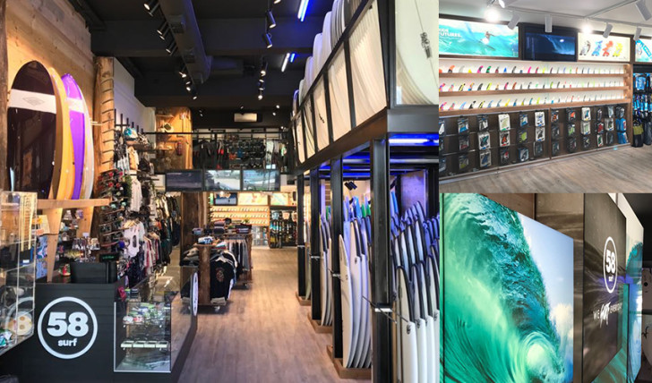 3869658 Surf abre loja no Norte do país