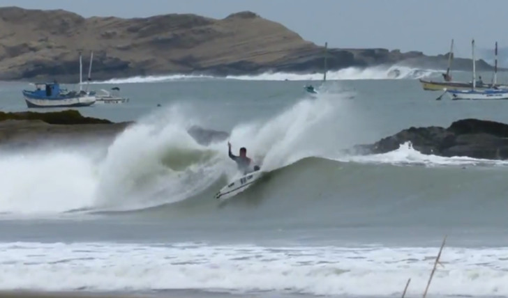 38681Ítalo Ferreira nas longas esquerdas de Lobitos, Peru || 2:04