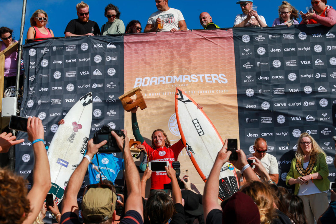 39508Lliam Motensen e Ella Williams vencem Boardmasters