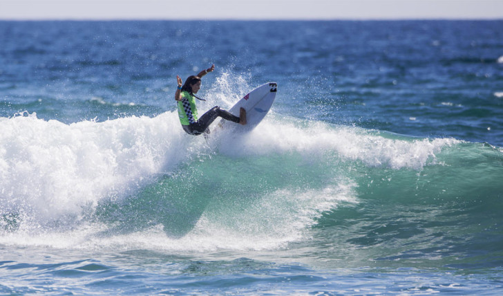 39321Teresa Bonvalot termina em 3º lugar no VANS US Open of Surfing Pro Jr