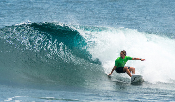 40342Nicolau Von Rupp termina em 3º lugar no Siargao Cloud 9 Surfing Cup
