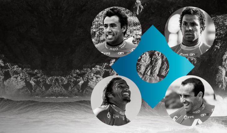 39739Pires, Henrique, Ribeiro ou Blanco, quem será o wildcard no CT de Peniche?