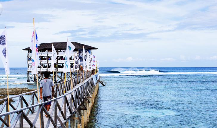40238Os heats dos portugueses no Siargao Cloud 9 Surfing Cup | QS 3.000