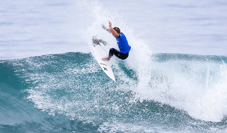 John John Florence - Photo by Rowland