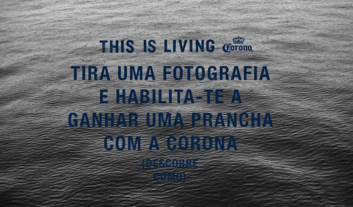 40903Tira uma fotografia e ganha uma prancha com a Corona