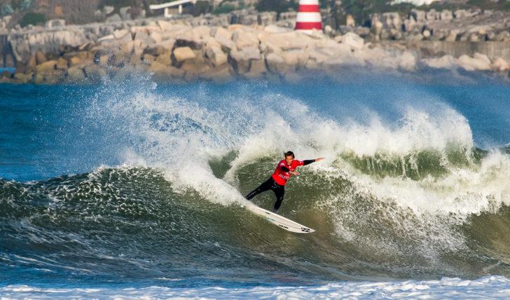 40910Frederico Morais vence no round 2 do MEO Rip Curl Pro Portugal