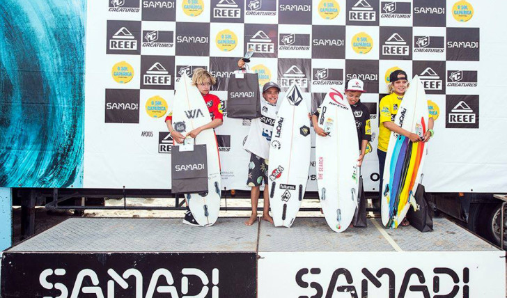 40497Terminou a 4ª etapa do Circuito Samadi 2017