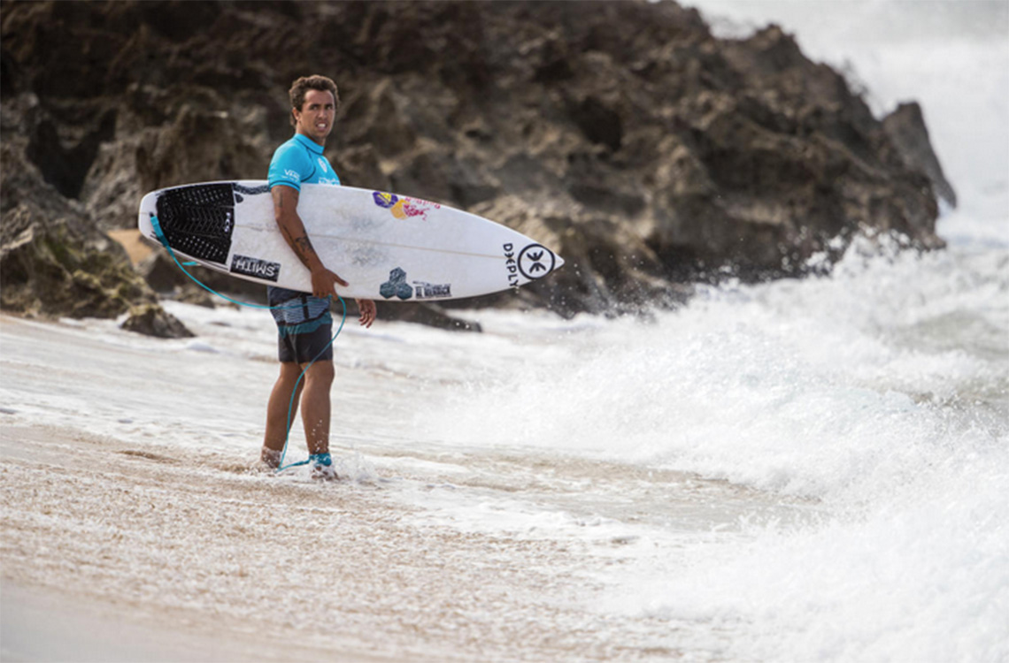 41511Vasco Ribeiro eliminado no round 3 do Hawaiian Open