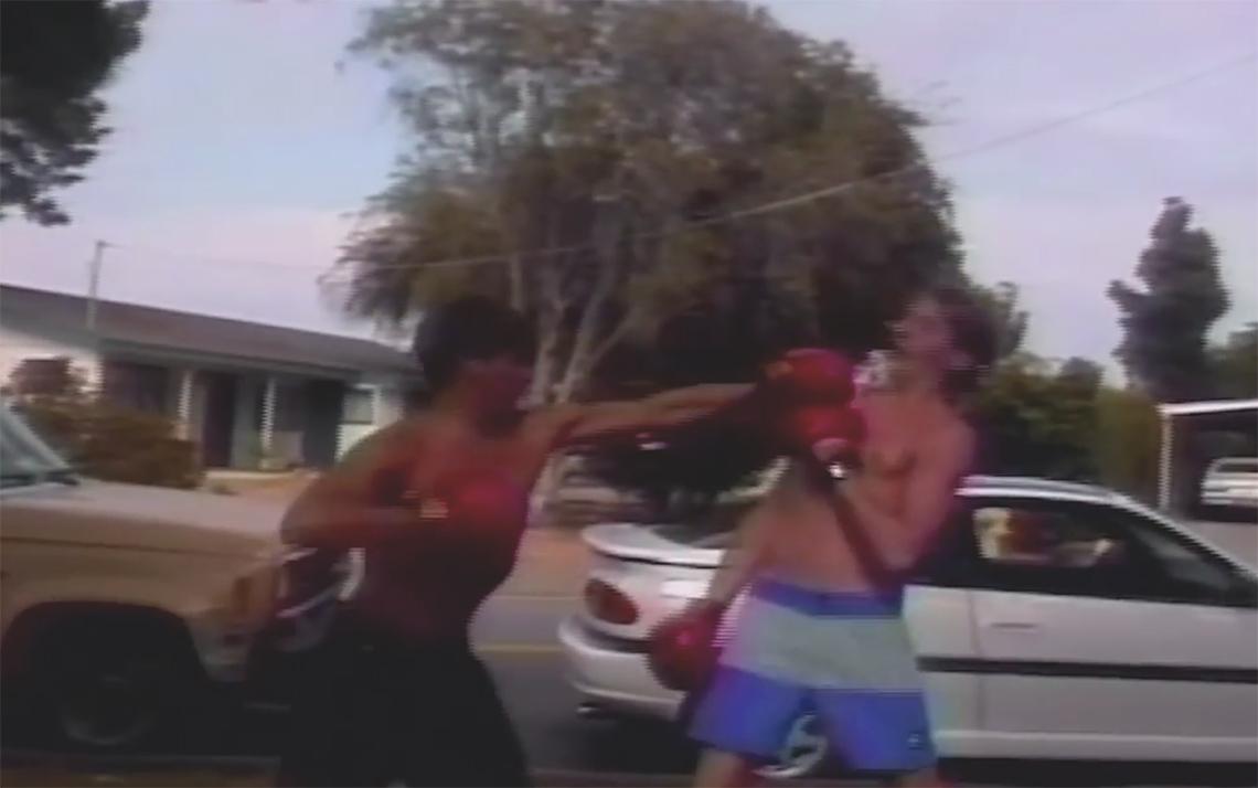 42533A rivalidade (agressiva) entre Kelly Slater e Christian Fletcher…