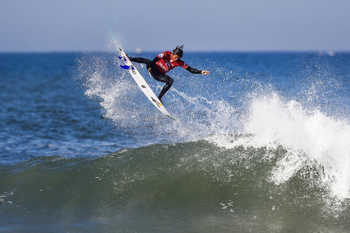 """42768Japão """"ganha"""" surfista no Championship Tour"""