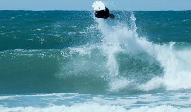 43417O backflip de John John Florence na Austrália || 0:20