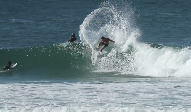 43244O free surf dos competidores do CT em Snapper Rocks || 2:40